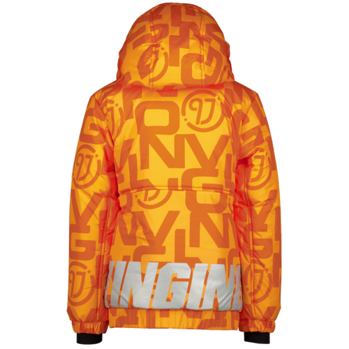 Vingino Vingino jongens winterjas Taiyo Neon Orange