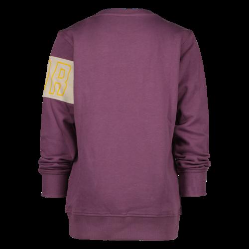 Vingino Vingino jongens sweater Makkalie Anti Purple