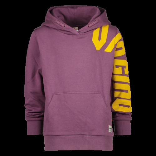 Vingino Vingino jongens hoodie Nazloe Anti Purple