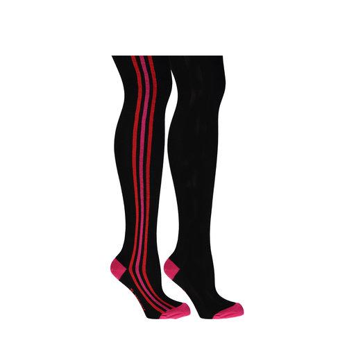 B.Nosy B.Nosy meisjes maillot B.Blessed vertical stripe Black