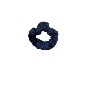B.Nosy B.Nosy meisjes scrunchie Marble ao Blue
