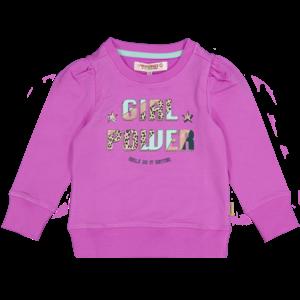 Vingino Vingino baby meisjes sweater Nena Pink