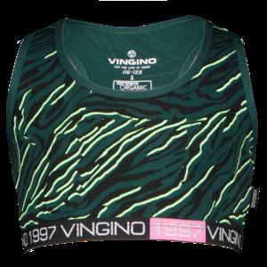Vingino Vingino meiden ondergoed top Zebra Green