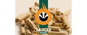 Badger-pellets