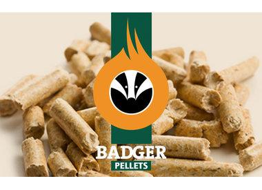 Badger-pellets