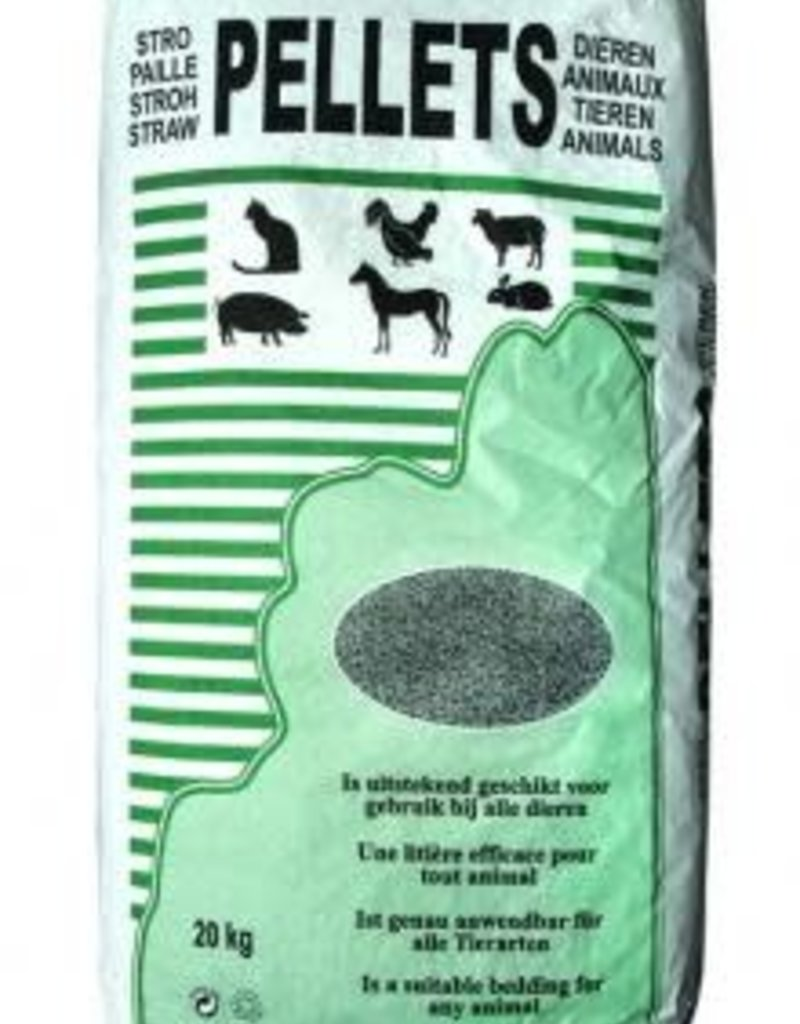 Strovan-pellets STROVAN-STROPELLETS-DIER 1 ZAK  20 kg