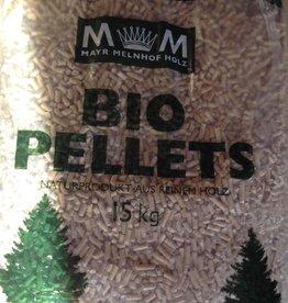 Bio-pellets BIO-PELLETS  of M & M Royal  Mayr - Melnhof Holz 1 ZAK 15 kg