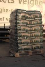 Woodie-pellets WOODIE-PELLETS ( Total group ) 1 palet  66 zakken 990 kg