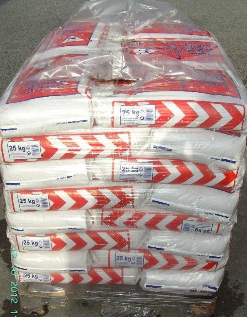 zoutman Dooizout: zakken van 25kg
