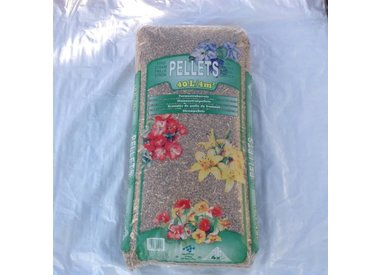 Stro-pellets Tuin