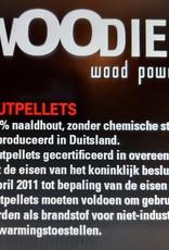 Woodie-pellets WOODIE-PELLETS ( Total group )  1 ZAK 15 kg