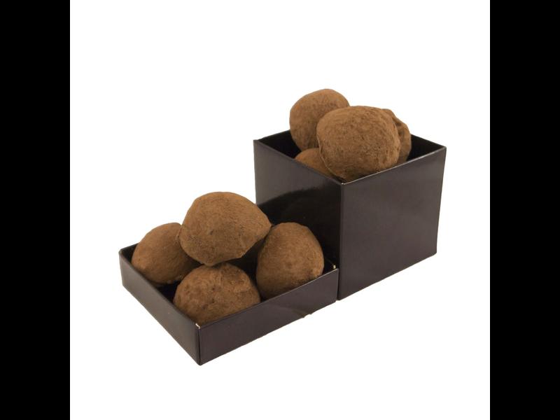 Schokolade Trüffels mit Sahne  125 gram