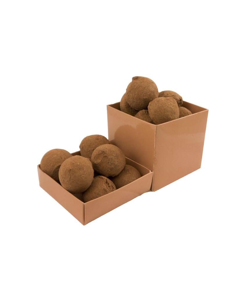Schokolade Trüffels mit Sahne 250 gram