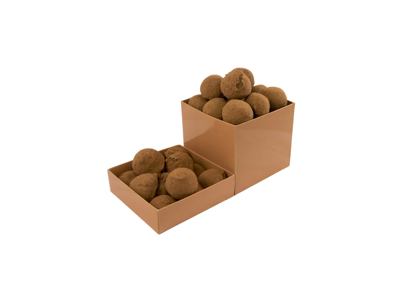 Schokolade Trüffels mit Sahne 500 gram