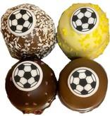 Fussball Schokoküsse