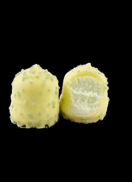 Limette Schokoküsse