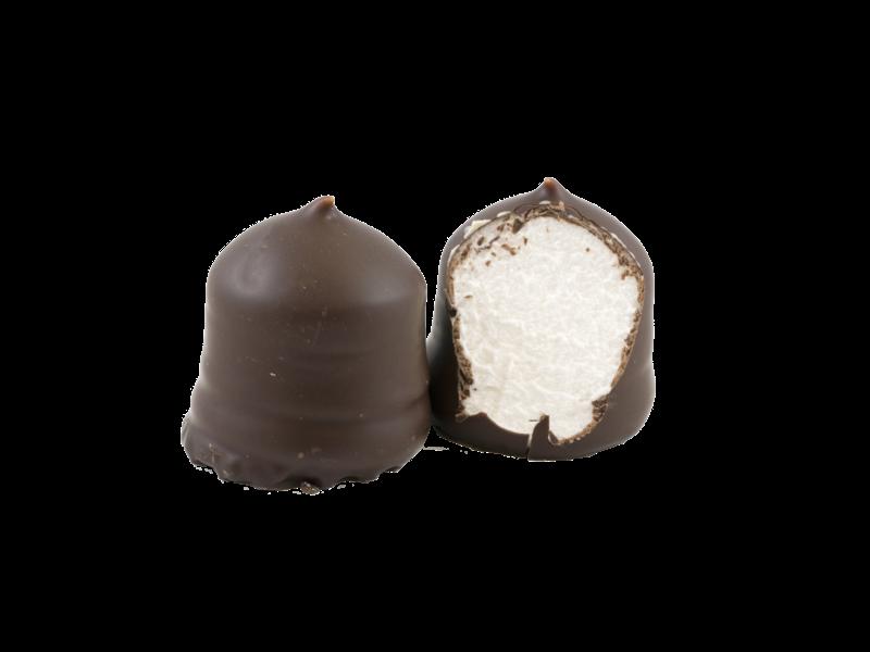 Zartbitter Schokolade Schokoküsse