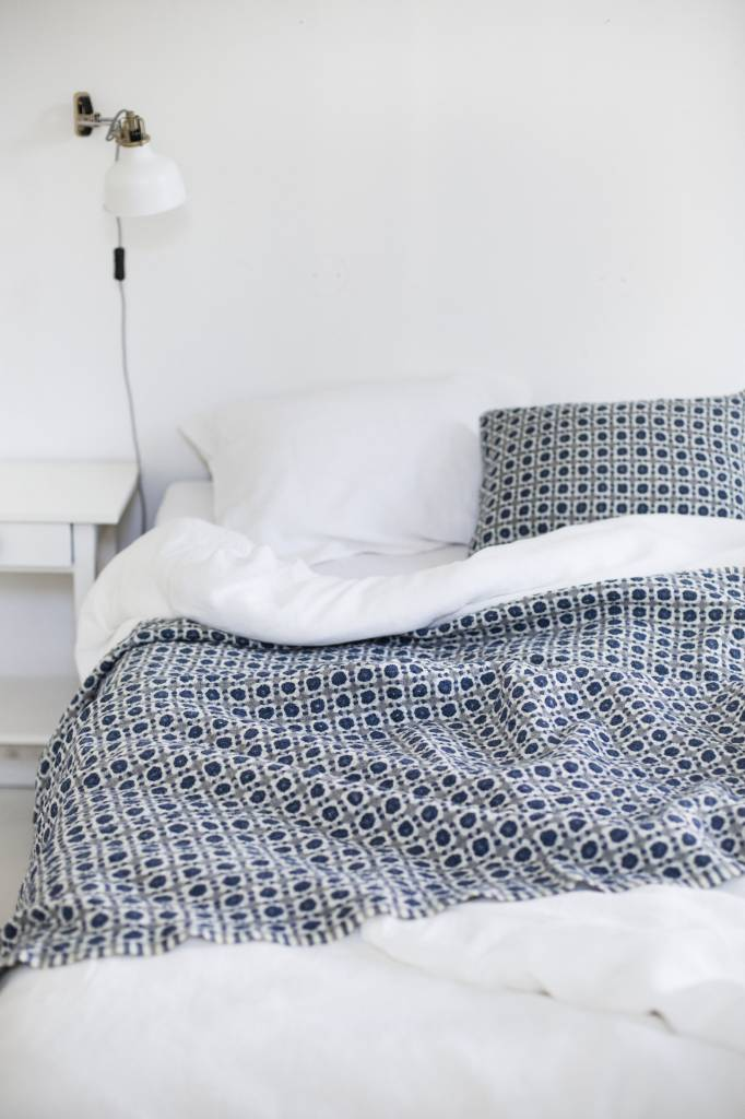 CORONA deken, 100% wol, 3 kleuren
