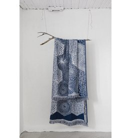 Lapuan Kankurit RUUT Blanket/Tablecloth - linen & organic cotton