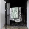 KUUSI tea towel, linen & organic cotton