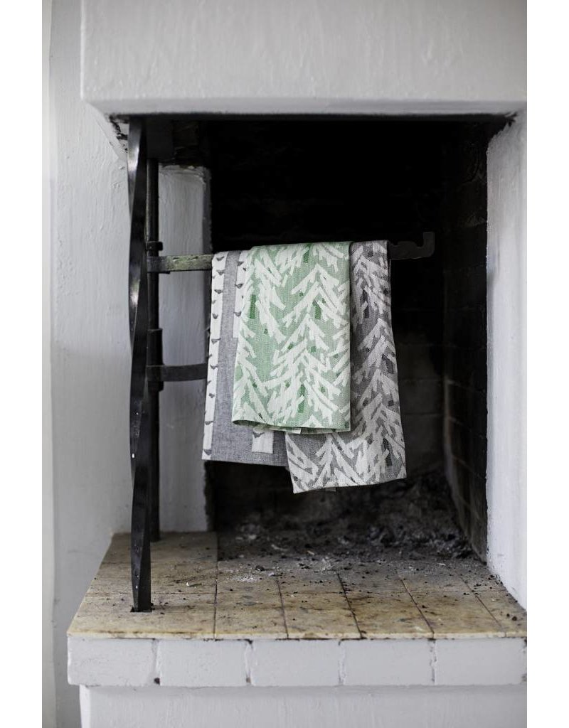 Lapuan Kankurit KUUSI tea towel, linen & organic cotton