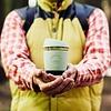 JOCO reusable coffee mug - vintage colours