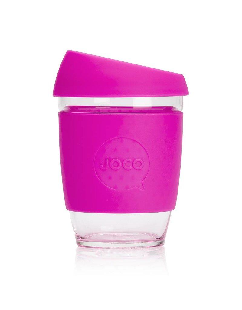 Joco JOCO herbruikbare koffiebeker - felle kleuren