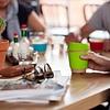 JOCO herbruikbare koffiebeker - felle kleuren