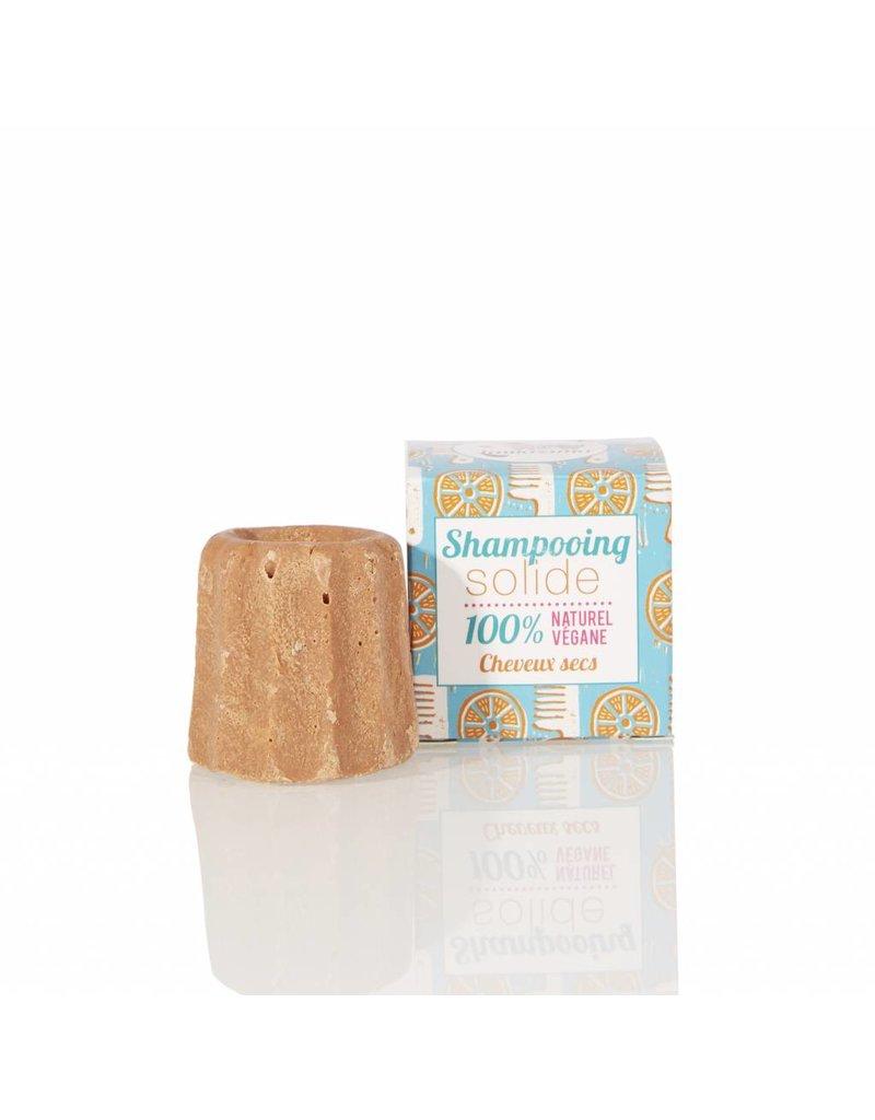 Lamazuna Lamazuna Solid Shampoo - Dry Hair - Orange