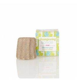 Lamazuna Shampoo - vet haar - citroenlitsea