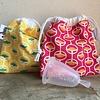 Lamazuna MenstruatieCup met Zakje in Biokatoen - 2 maten