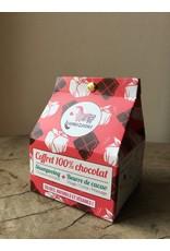 Lamazuna Lamazuna Zero Waste Gift Box - 100% chocolat