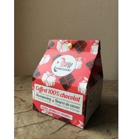 Lamazuna Lamazuna Gift Box - 100% chocolat