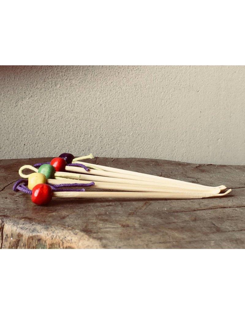 Lamazuna Lamazuna Oriculi - Reusable Eco-friendly Bamboo Earpick