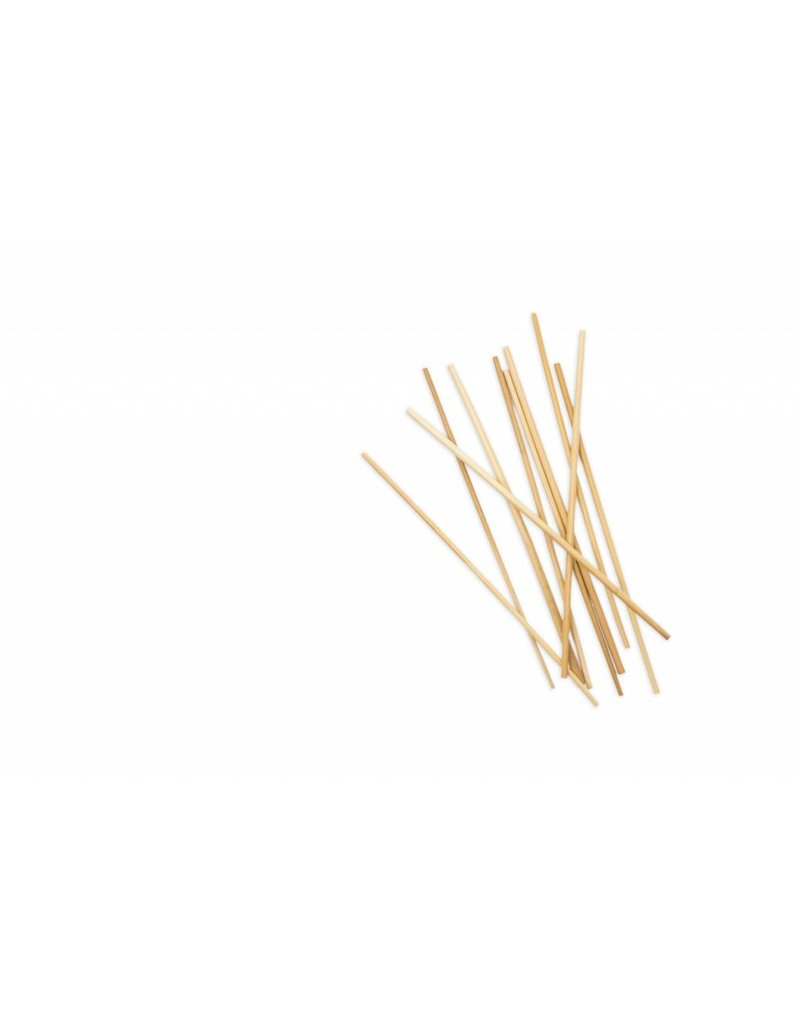 Straw by straw Straws made of straw - 100% natural