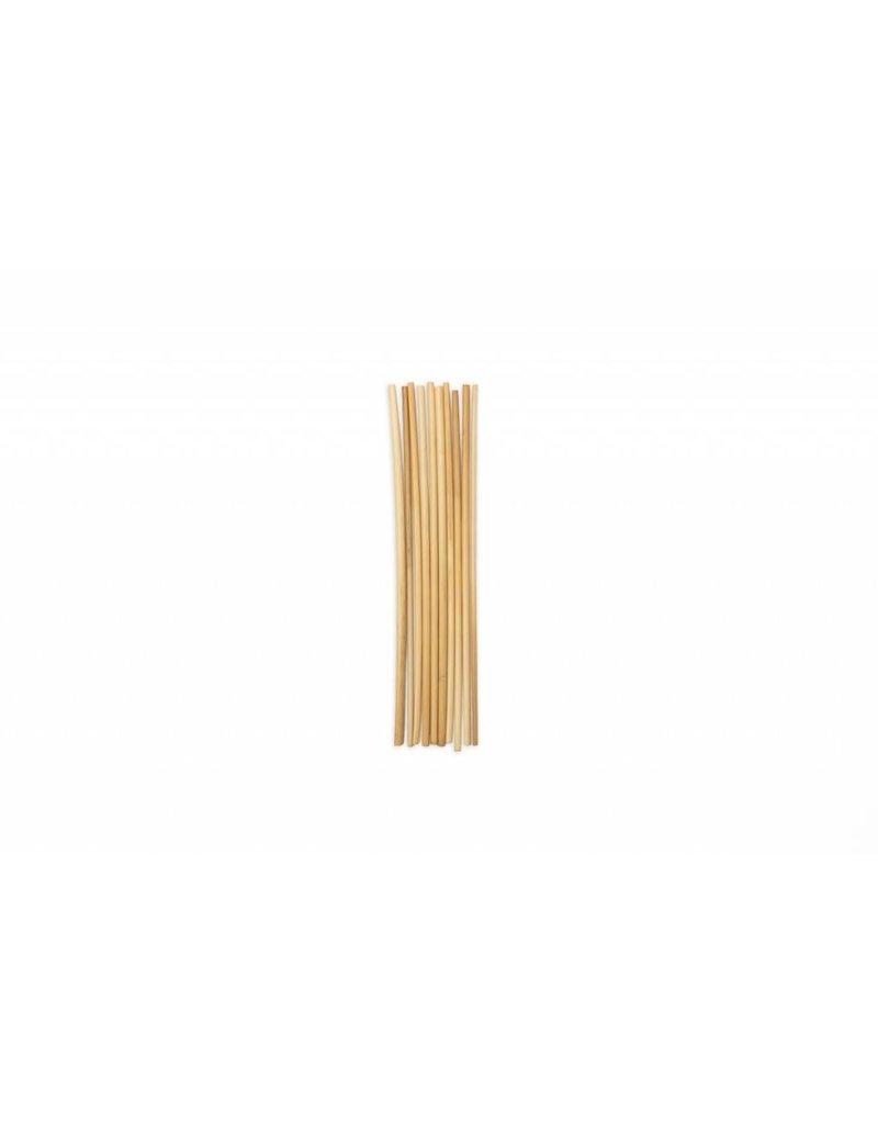 Straw by straw Rietjes van stro - 100% natuurlijk