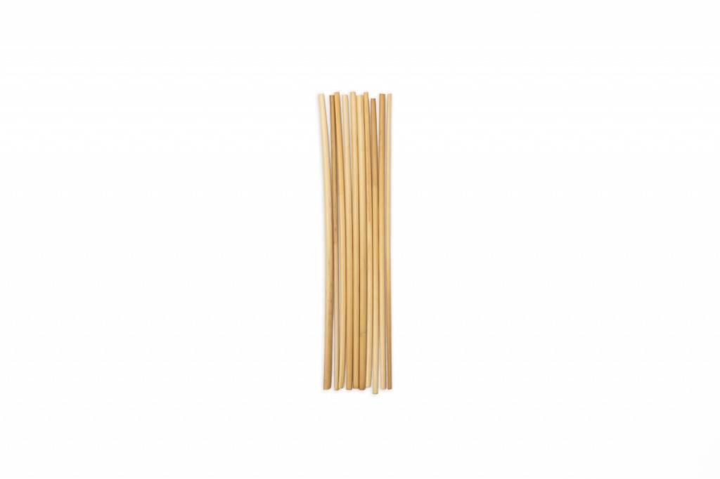 Rietjes van stro - 100% natuurlijk