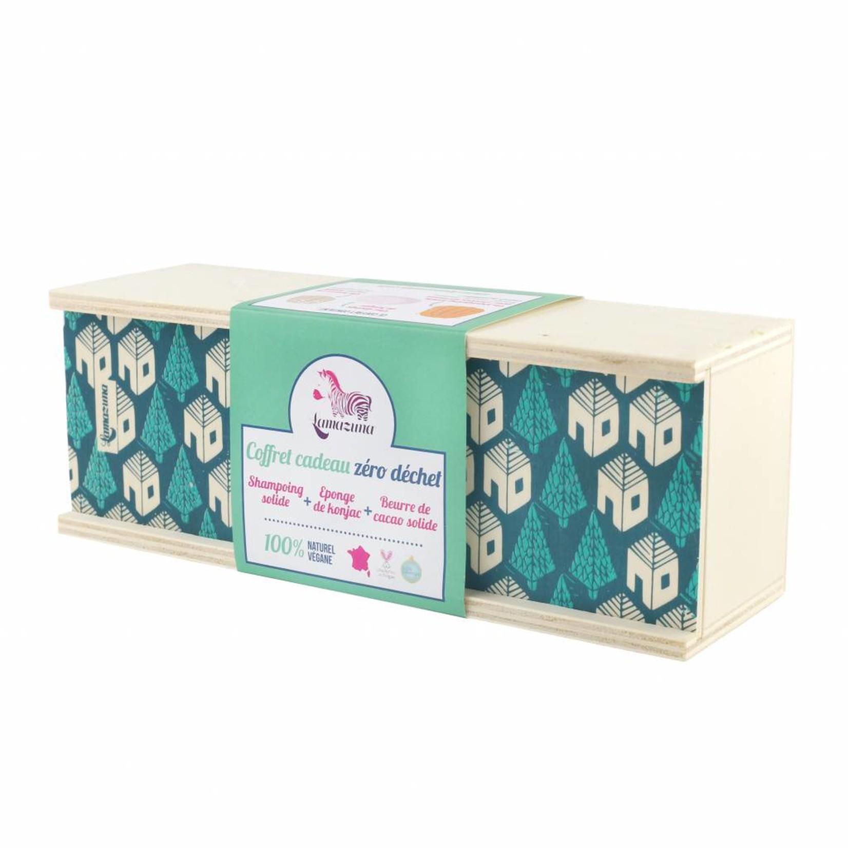 Lamazuna LAMAZUNA Zero Waste Gift Box - Green