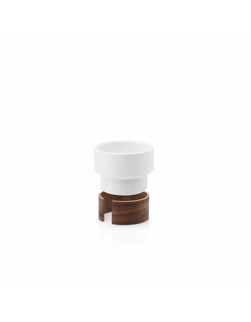 Tonfisk WARM Cappuccino Kop 16 cl (set van 2 stuks)