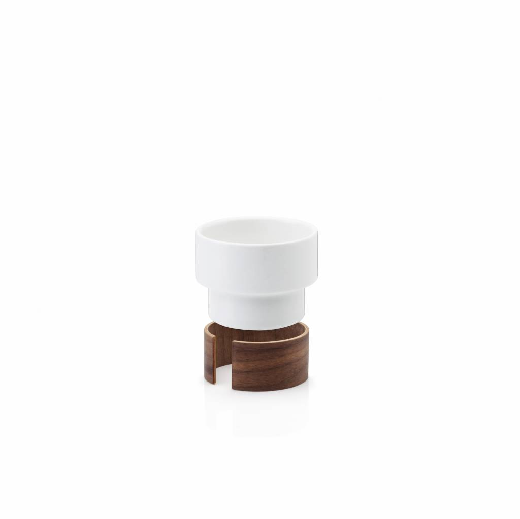 WARM Cappuccino Cups 16 cl (set of 2)