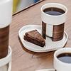 WARM Thee- en koffiekop 24 cl (set van 2 stuks)