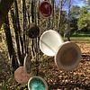 Munkaa Handmade Earthenware Necklace - several colours