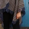 Angelina Handwoven Wrap - 100% alpaca
