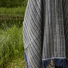 Angelina Handgeweven Cape - 100% alpaca