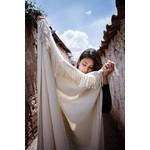 Threads of Peru Alpaca Blanket Handmade