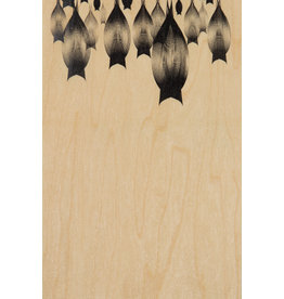woodhi WOODHI postcard - Bats