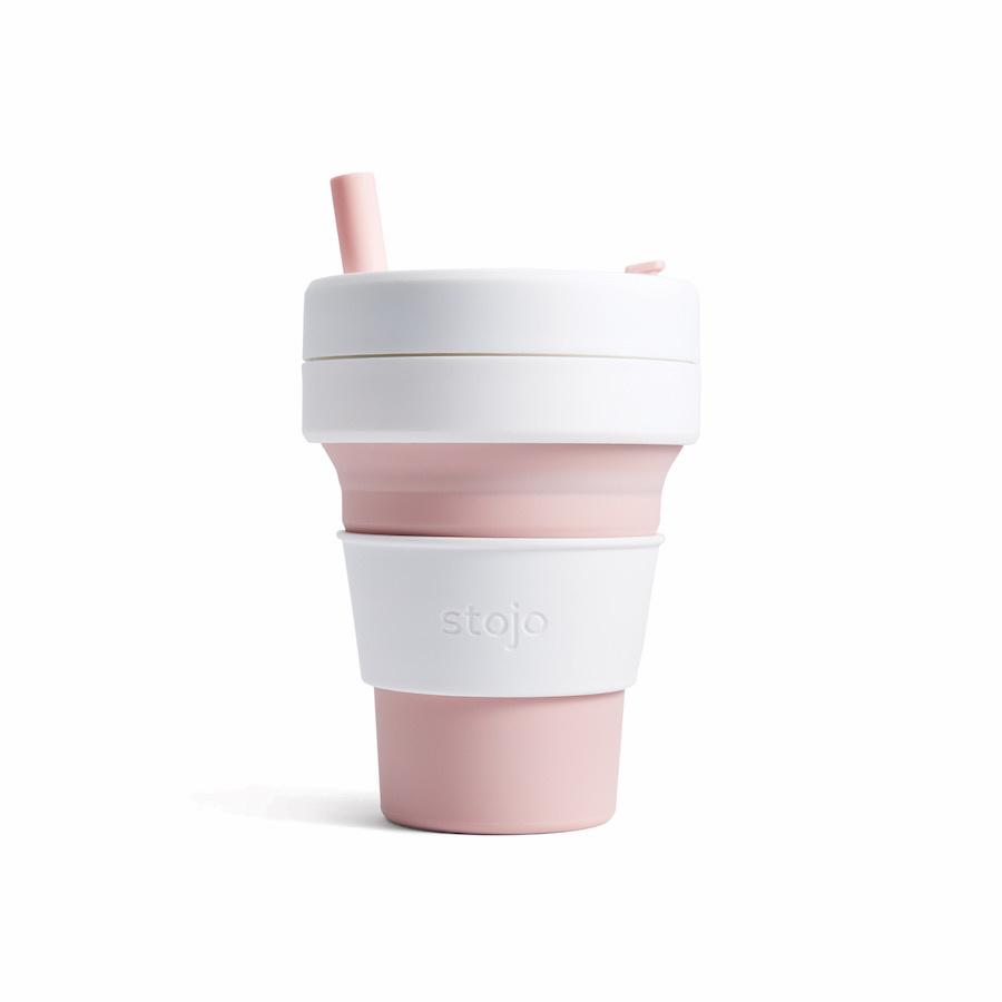 Stojo Biggie Reusable Coffee Cup - 5 colours - 473ml