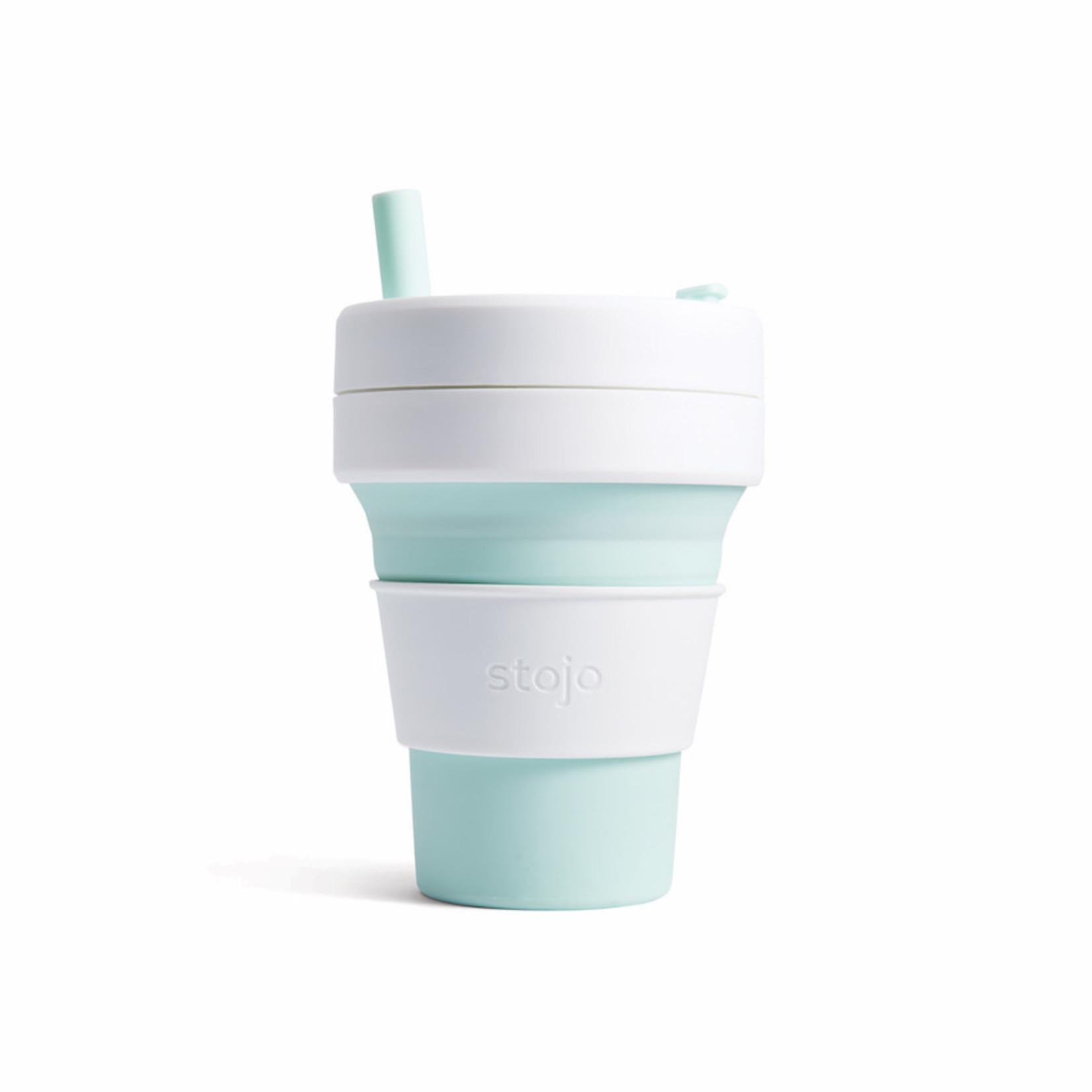 Stojo Stojo Biggie herbruikbare  cup - 8 kleuren - 473ml