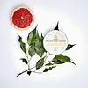 Suntribe Volledig Natuurlijke Bodybutter - Pompelmoes & Amandel - 150ml