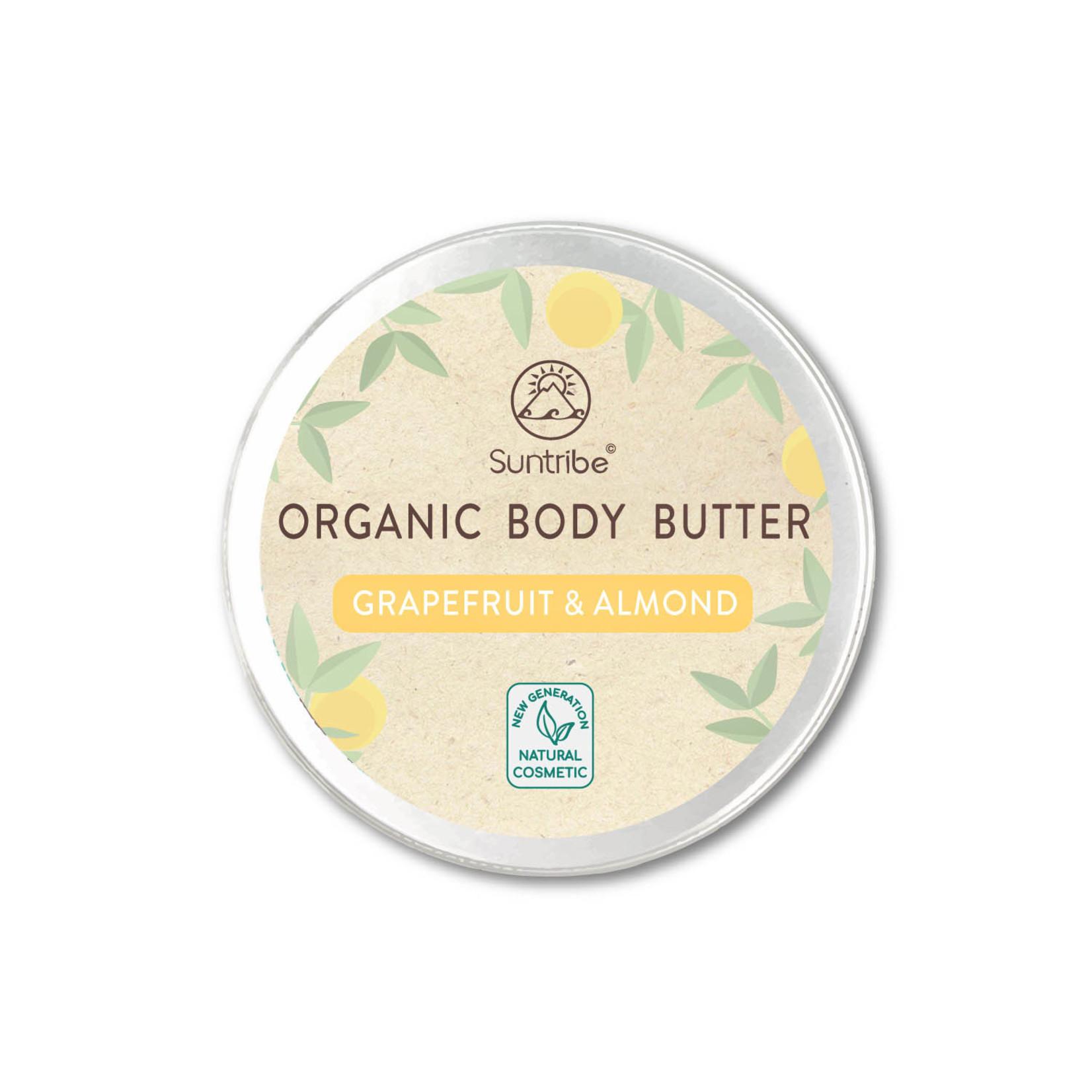 Suntribe Suntribe All Natural Body Butter - Grapefruit & Almond - 150ml
